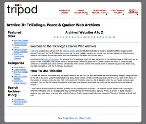 Tri-College Portal