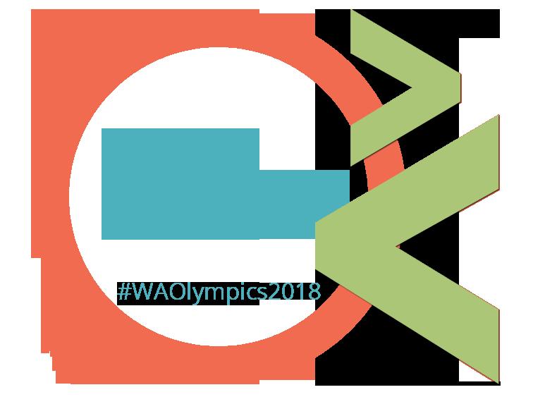 IIPC 2018 Winter Olympics Collection logo