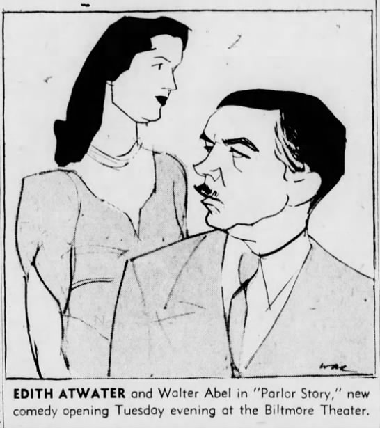 Illustrative ad from the March 2, 1947 issue of The Brooklyn Daily Eagle