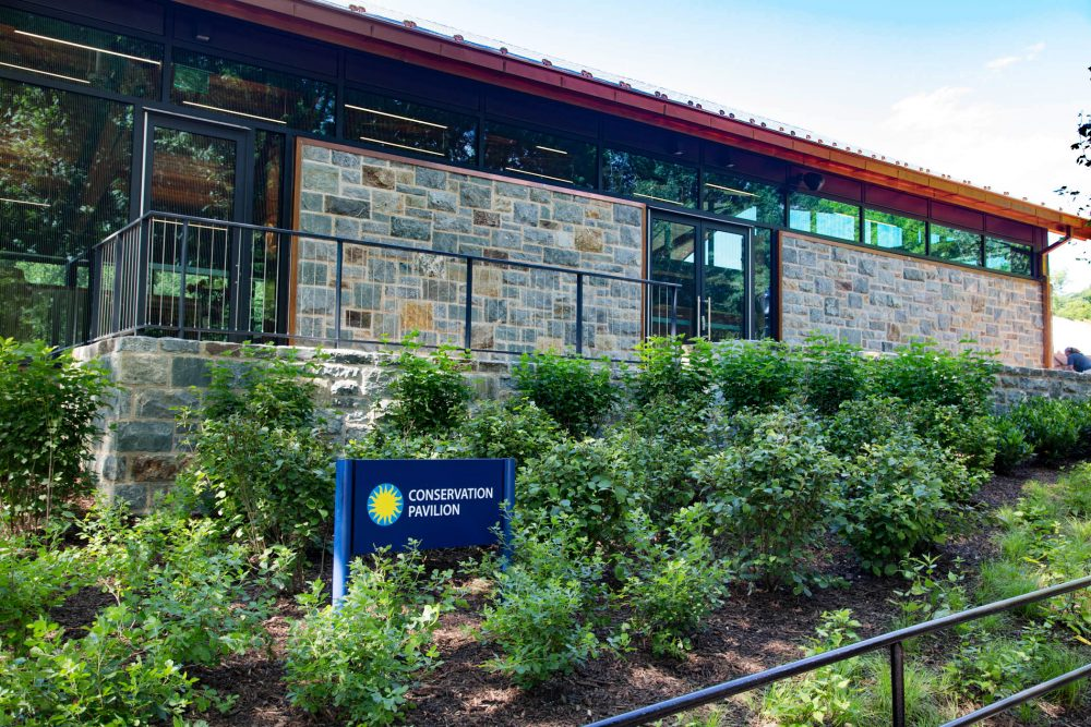New Conservation Pavilion at the National Zoo