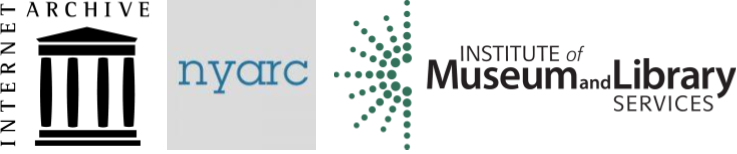Logos of Art Libraries Forum partners