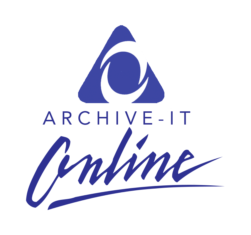 Archive-It Online Logo