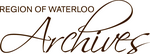 Region of Waterloo Archives